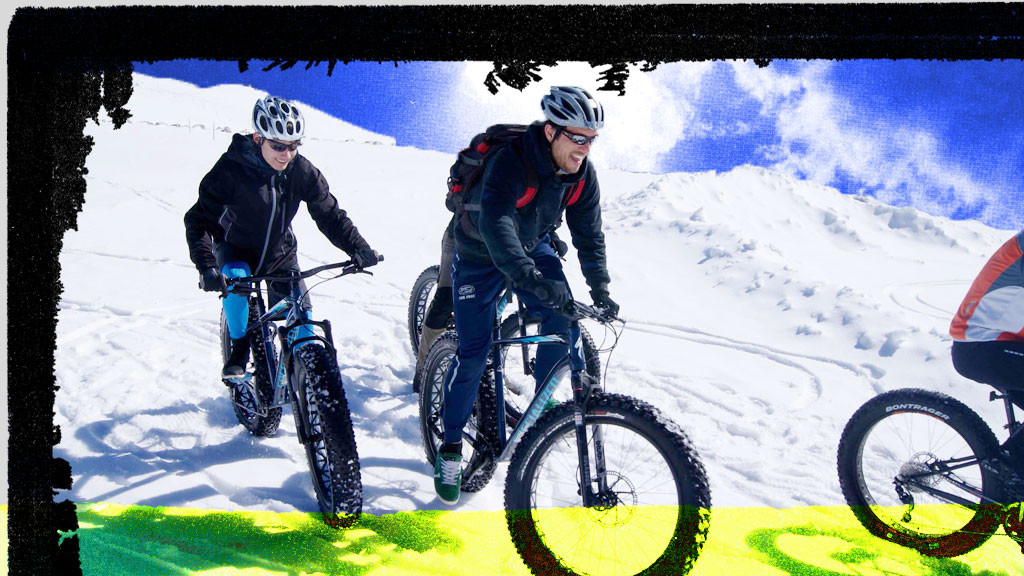 Out of Town – Fatbike