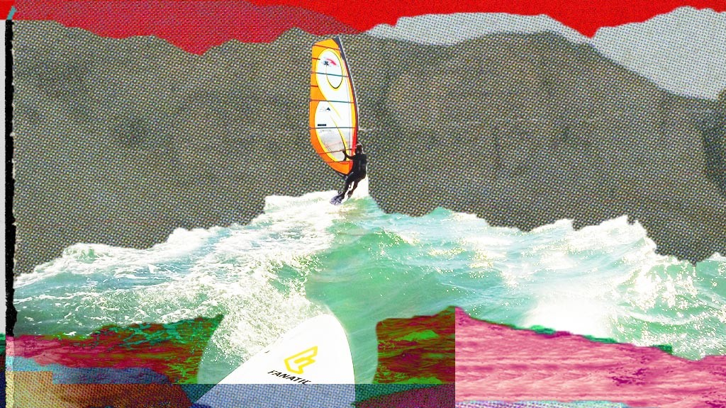 Out of Town – Windsurf Camp